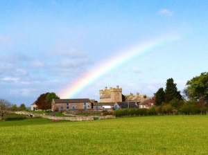 Askerton with rainbow